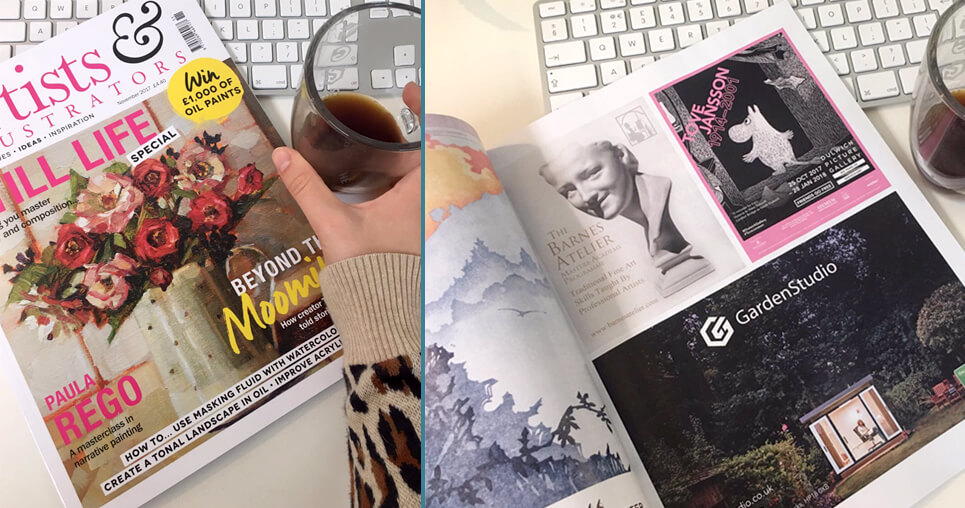 Artists-Illustrators magazine